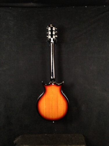 2013 EASTWOOD Marksman 5 Sunburst, Very Good