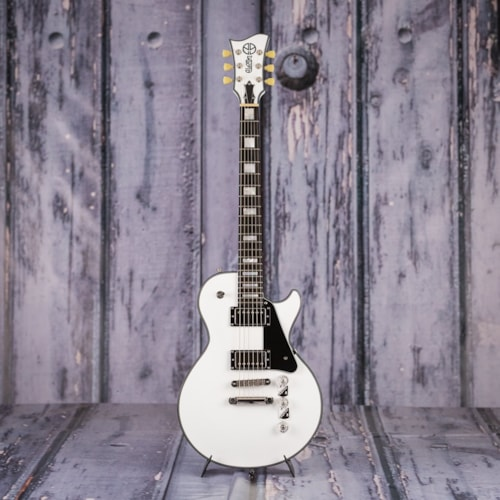 2013 Electra Guitars Used  Electra Omega Guitar, Gloss White Brand New, $649.99