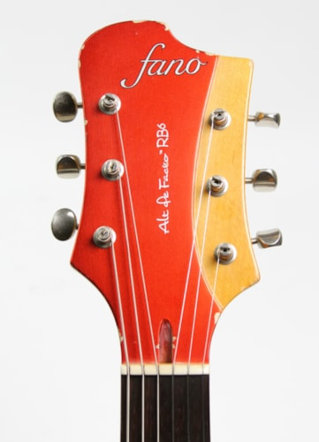 2013 Fano Alto de Facto RB6 Candy Apple Red, Excellent, Original Hard, $1,999.00