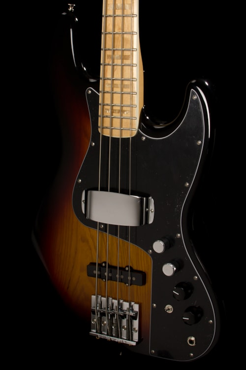 Fender Active Jazz B Wiring