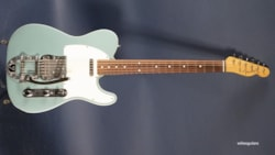2013 Fender MIJ '62 Telecaster Custom with Bigsby