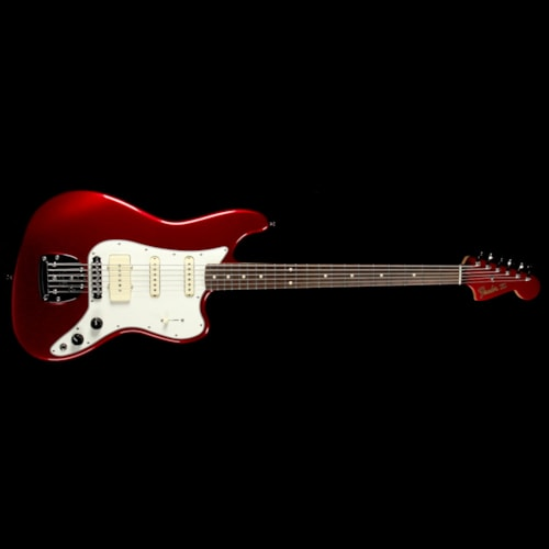 2013 Fender Pawn Shop Bass VI Candy Apple Red 2013 Excellent, $1,349.00