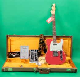 Fender Telecaster Custom, Custom Shop Edition