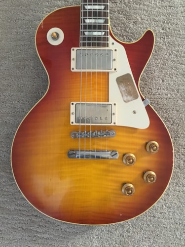 "2013 Gibson Custom Shop Collector's Choice #9 ""Believer Burst"" Believer Burst, Mint, Hard, $7,999.00"