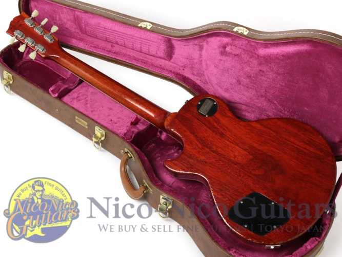 """2013 Gibson Custom Shop Collector's Choice #16 1959 Les Paul """"Redeye"""" Dirty Lemon, Excellent, Original Hard, Call For Price!"""
