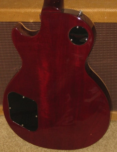 2013 Gibson Les Paul Traditional Burgundy