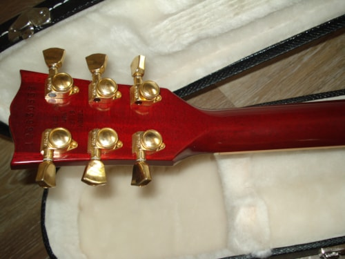 2013 Gibson Les Paul Traditional Pro Cherry Red