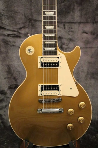2013 Gibson Les Paul Traditional Pro II Goldtop