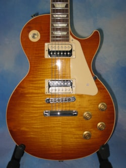 2013 Gibson Les Paul Traditional Pro AA Flame Top