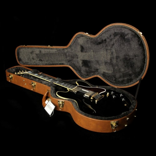 2013 Gibson Used 2013 Gibson Memphis ES-355 VOS Electric Guitar Ebony Excellent, $3,999.00