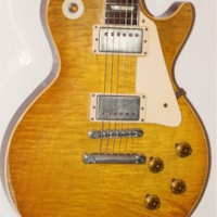 2013 Gibson Les Paul R8 Wildwood (1958 Reissue)