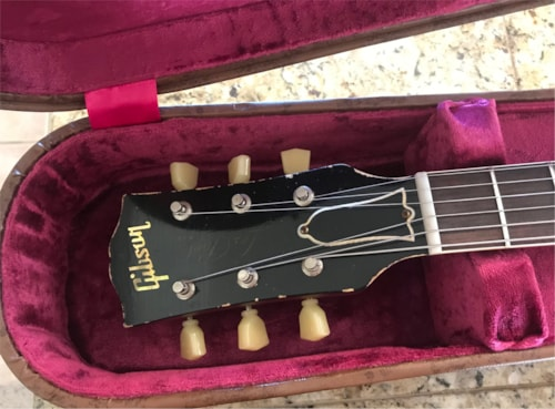 2013 Gibson Wildwood spec R8 - Historic Makeovers Relic & Refin, Featherweight