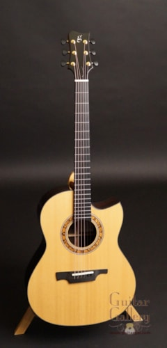 2013 Greenfield GF Indian Rosewood, Near Mint, Original Hard, Call For Price!