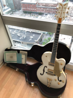 2013 Gretsch G6139CB White Falcon