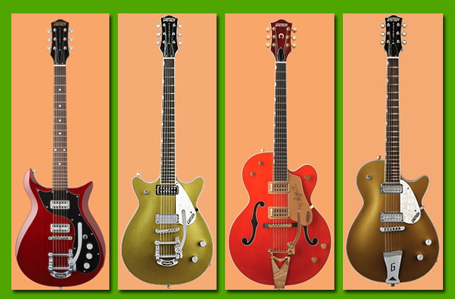 2013 Gretsch Many to choose from Many to choose from, Brand New, Original Hard