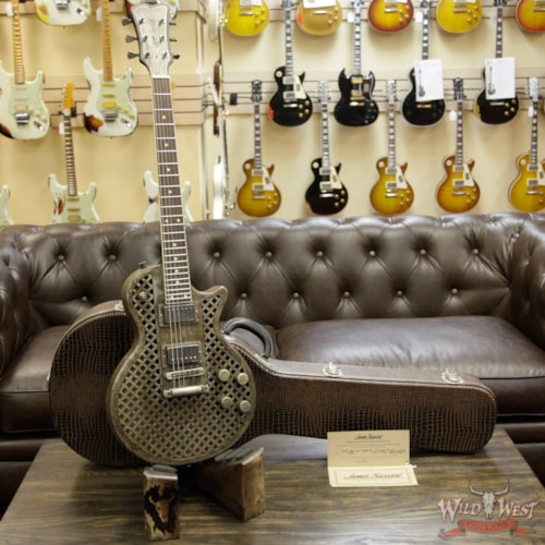 2013 James Trussart Antique Rusty Cage Steel Deville Brand New, Please Change, $6,899.00