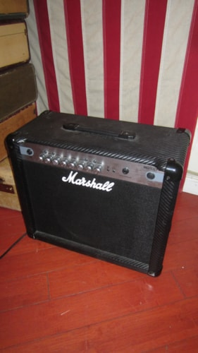 2013 Marshall MG30CFX Combo Amp Black, Excellent, $139.00