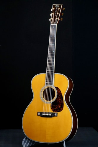 2013 Martin 000-45EC Crossroads Natural