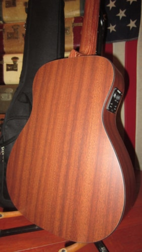 2013 Martin LX1E Small Bodied Acoustic  Natural, Excellent, Original Soft, $399.00