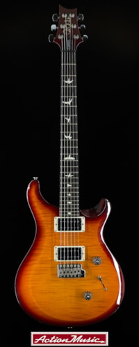 2013 Paul Reed Smith S2 Custom 24 Dark Cherry Sunburst, GigBag, $799.00