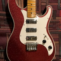2013 Red Rocket Guitars Stylesonic