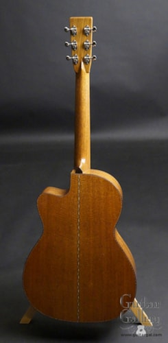 2013 Schoenberg 000-12 fret on SALE Fiddleback Mahogany, Near Mint, Hard, $5,995.00