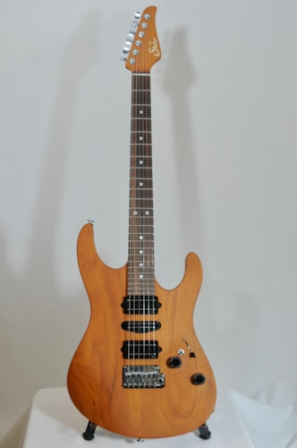 2013 Suhr Guthrie Govan SET NECK Modern Natural