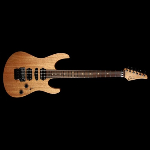 2013 Suhr Used 2013 Suhr Modern Satin African Okoume Electric Guitar Natural