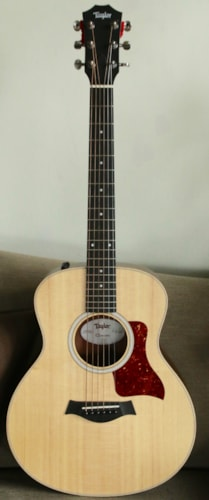 2013 Taylor GS Mini Rosewood Natural Spruce top, Brand New, Original Soft