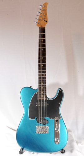 2013 Tom Anderson Short T Classic w Contours Ocean Turquoise, Very Good, $1,849.00