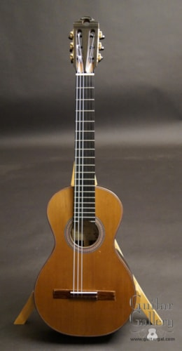 2013 Wingert Parlor Classical Brazilian rosewood Guitar on SALE