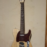 2014 Bear Brown Telecaster