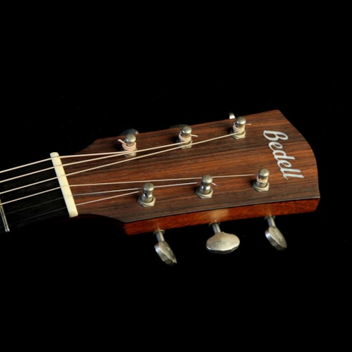 2014 Bedell Used 2014 Bedell Coffee House Parlor Acoustic Guitar Espresso Burst Excellent, $1,999.00