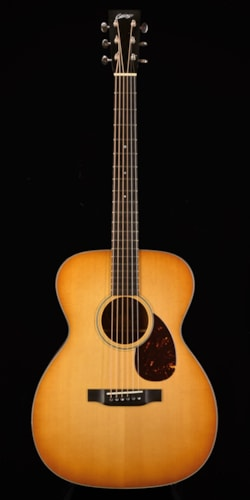 2014 Collings OM1 SB Western Suburst, Near Mint, Original Hard