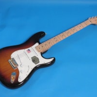 2014 Fender 60th Anniv. Stand. Commemorative Stratocaster