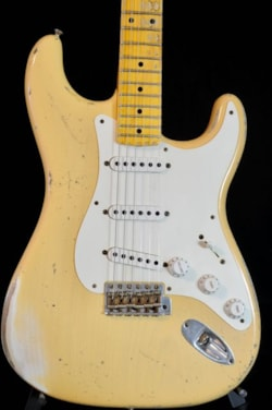 2014 Fender Custom Shop '56 Heavy Relic Custom Collection Time Machine Strat