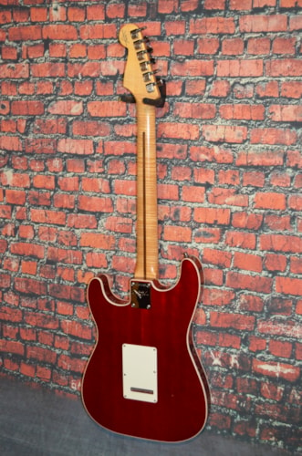 2014 Fender Custom Shop Stratocaster Double Bound AAAAA Maple Top, NOS, Mint, OHSC, $2,650.00