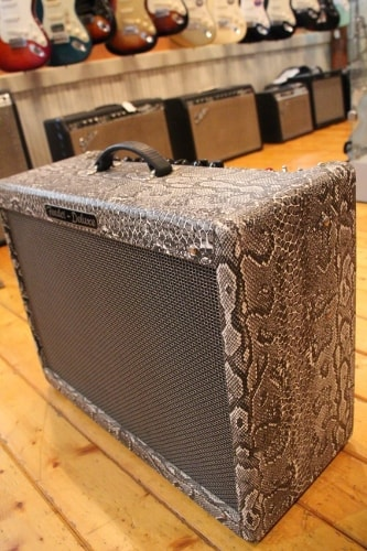 2014 Fender® Hot Rod Deluxe Python Limited Edition Python, Brand New, $899.99