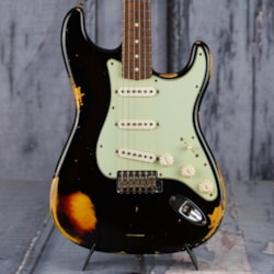 2014 Fender Limited Edition NAMM 1960 Stratocaster Relic