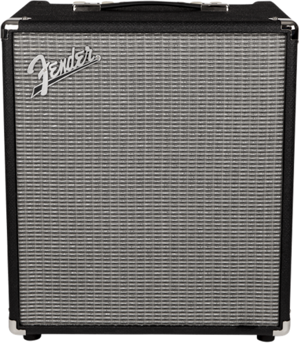 2014 Fender Rumble 100 Black/Silver, Brand New