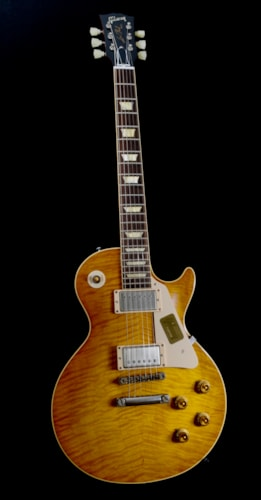 2014 Gibson Custom Shop LPR9 VOS I never get the exact color right so who knows, Mint, $4,499.00