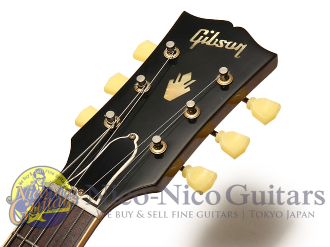 2014 Gibson Custom Shop Memphis Rusty Anderson ES-335 Pilot Run Natural, Excellent, Hard, Call For Price!