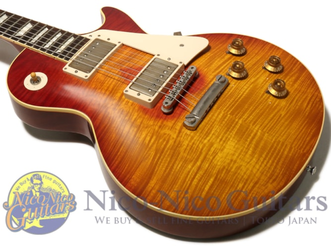 2014 Gibson Custom Shop Southern Rock Tribute 1959 Les Paul Signed Aged Southern Rock Tribute 195, Excellent, Original Hard, Call For Price!
