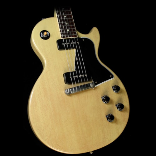 2014 Gibson Custom Shop Used 2014 Gibson Custom Shop 1960 Les Paul Special Reissue Electric Guitar TV Yellow Excellent, $2,599.00