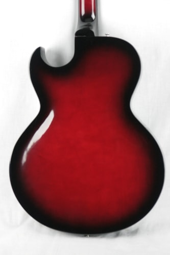 NOS 2014 Gibson ES-137 Billie Joe Armstrong Black Cherry! Limited Edition
