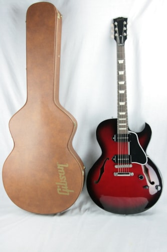 NOS SIGNED 2014 Gibson ES-137 Billie Joe Armstrong Black Cherry! Limited Edition AUTOGRAPHED