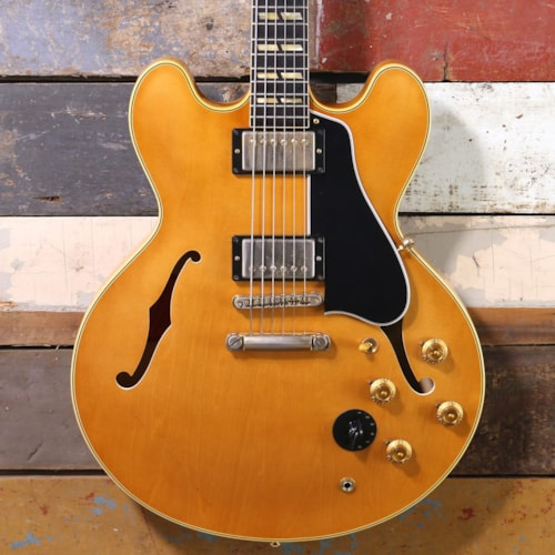2014 Gibson Custom Shop ES-345 Mono Natural Blonde ES45H14VNGH1