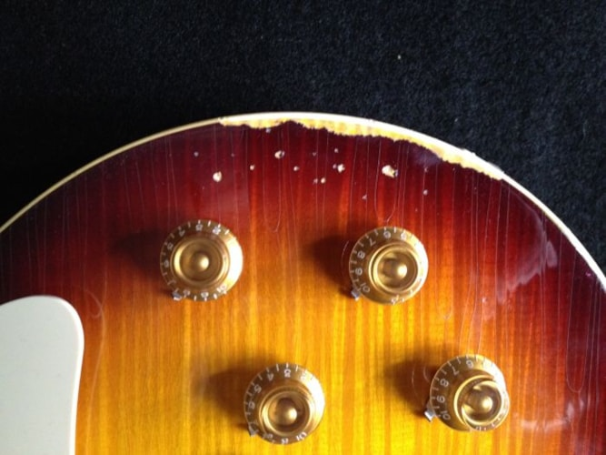 2014 Gibson LES PAUL 59 Heavy aged bourbon burst, Brand New, Original Hard, Call For Price!