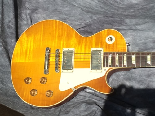 2014 Gibson Les Paul CS Collectors Choice #26 Whitford Burst, Mint, Hard, $6,499.00