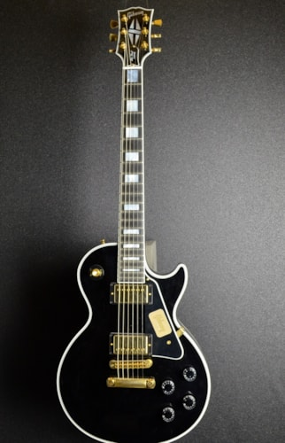 2014 Gibson Les Paul Custom Ebony, Brand New, Original Hard